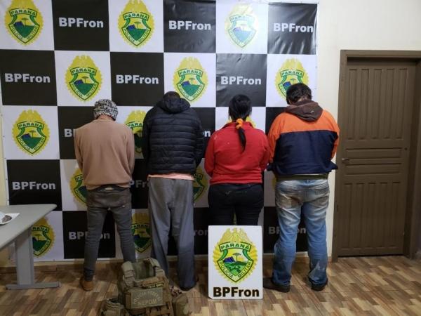 Fotos: BPFron
